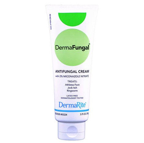 Buy DermaFungal Antifungal Cream 3.75 oz Tube by Dermarite | SDVOSB - Mountainside Medical Equipment