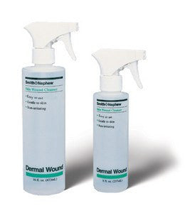 Dermal Wound Care Cleanser 8 oz - Wound Cleansers - Mountainside Medical Equipment