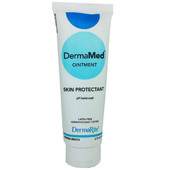 DermaMed Ointment 3.75 oz Tube for Skin Care by Dermarite | Medical Supplies