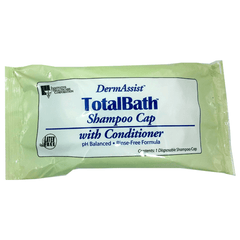 Buy DermAssist TotalBath Shampoo Cap with Conditioner by Innovative Healthcare online | Mountainside Medical Equipment