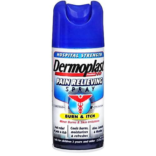 Dermoplast Pain Numbing Spray for Pain Relief by MedTech | Medical Supplies
