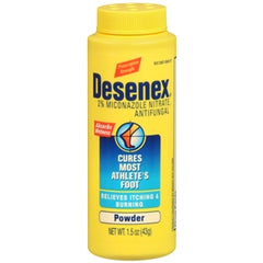Buy Desenex Antifungal Athlete's Foot Powder 1.5oz online used to treat Athlete's Foot - Medical Conditions