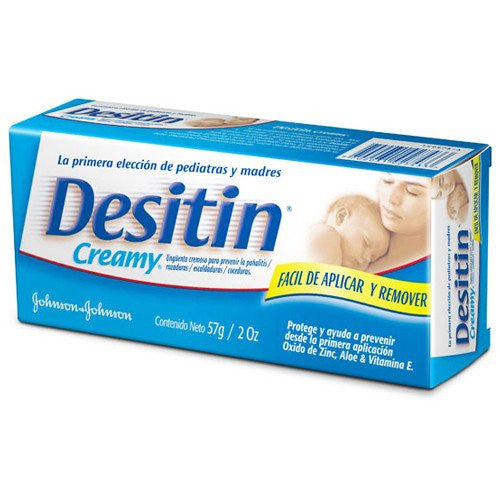 Desitin Creamy Diaper Rash Cream 4 oz