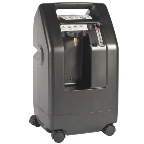 Buy DeVilbiss 5 Liter Stationary Oxygen Concentrator online used to treat Oxygen Concentrators - Medical Conditions