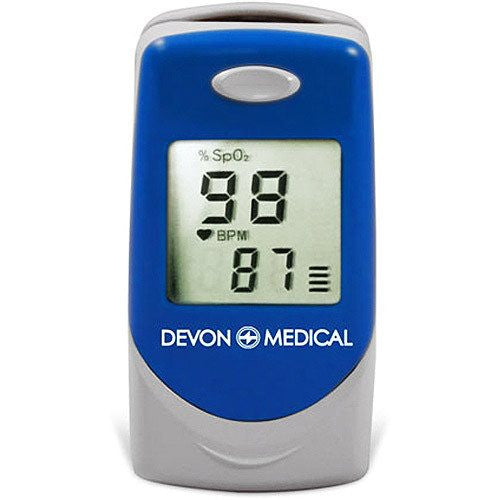 Devon PC60A Fingertip Pulse Oximeter