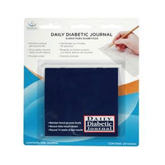 Buy Diabetic Daily Journal by Apot | SDVOSB - Mountainside Medical Equipment