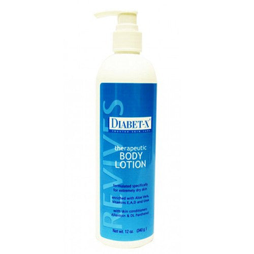 Buy Diabet-X Body Lotion with SPF 15, 12 oz online used to treat Skin Care - Medical Conditions