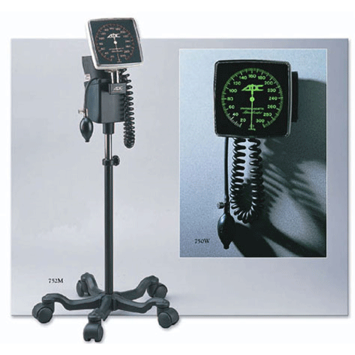 ADC Diagnostix 750 Series Large Faced Aneroid - Mobile Blood Pressure Units - Mountainside Medical Equipment