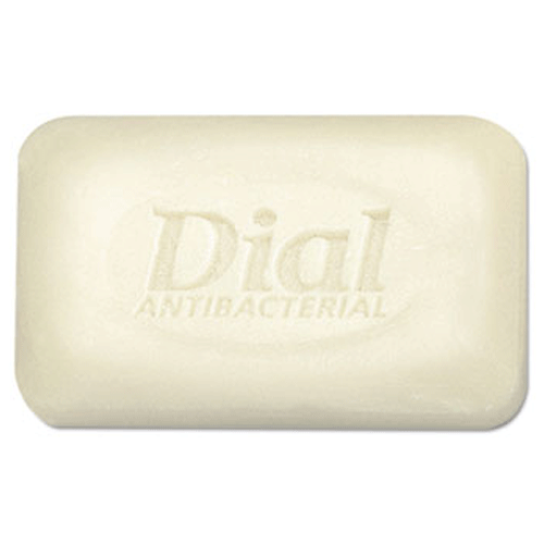 Dial Deodorant Bar Soap 2.5 oz White Unwrapped, 200/Case - Hand Soaps - Mountainside Medical Equipment