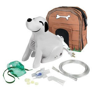 Digger Dog Pediatric Nebulizer Machine
