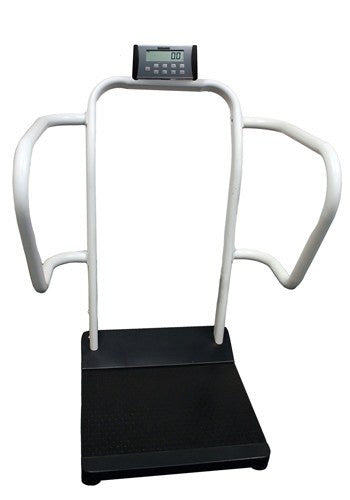 Digital Bariatric Platform Scale, BMI Calculator & EMR Connectivity - Scales - Mountainside Medical Equipment