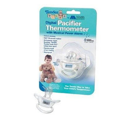 Buy Tender Tykes Digital Pacifier Thermometer with Musical Alarm online used to treat Baby Thermometers - Medical Conditions