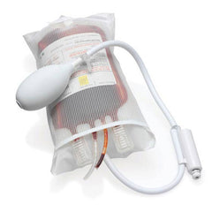 Buy 1000mL Pressure Infuser Bag with Stopcock Valve and Piston Gauge online used to treat Infuser Bag - Medical Conditions