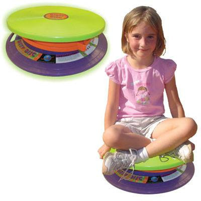 Dizzy Disc Sensory Motor Skills Toy for Sensory Motor Integration Products by Patterson Medical | Medical Supplies