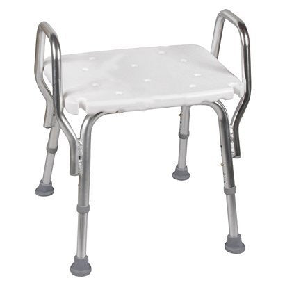 Buy Portable Shower Chair without Backrest by Briggs Healthcare/Mabis DMI | Shower Chairs