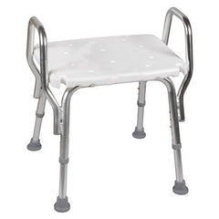 Buy Portable Shower Chair without Backrest by Briggs Healthcare/Mabis DMI | SDVOSB - Mountainside Medical Equipment