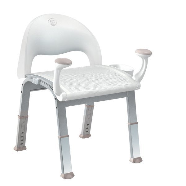 Buy Moen Bathroom Shower Chair DN7100 by Moen Home Care Products | SDVOSB - Mountainside Medical Equipment