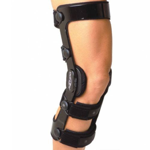 DonJoy 4Titude ACL Knee Brace with ForcePoint Hinge for Knee Braces by DJO Global | Medical Supplies