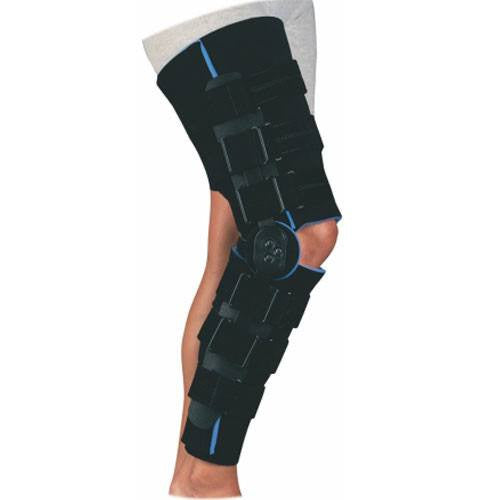 Buy Donjoy Competitor Leg Brace online used to treat Leg Braces - Medical Conditions