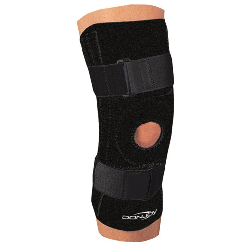 Buy Donjoy Deluxe Donut Knee Brace online used to treat Knee Brace - Medical Conditions