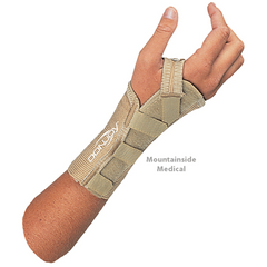 Buy Donjoy Elastic Wrist Splint by DonJoy | Home Medical Supplies Online