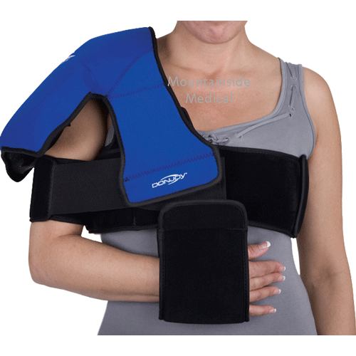 Donjoy Immobile Icer Brace - Immobile Wrap - Mountainside Medical Equipment