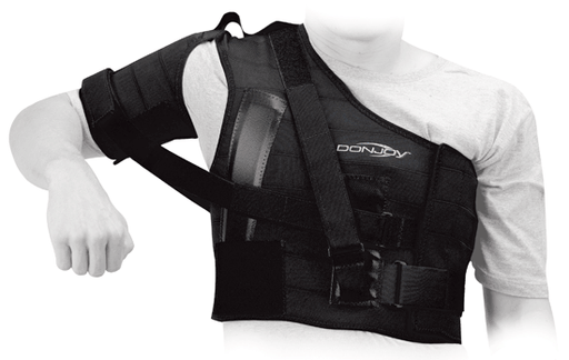 Buy Donjoy Shoulder Stabilizer online used to treat Shoulder - Medical Conditions
