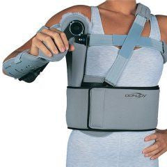 Buy Donjoy S.C.O.I. Shoulder Brace with Coupon Code from DonJoy Sale - Mountainside Medical Equipment