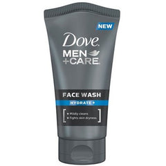 Buy Dove Men+Care Hydrate Face Wash, 5 oz online used to treat Acne - Medical Conditions