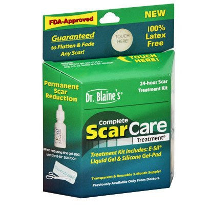 Dr Blaines Complete Scar Care Treatment Kit