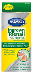 Dr. Scholl's Ingrown Toenail Pain Reliever for First Aid Supplies by Dr. Scholl's | Medical Supplies