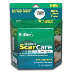 Buy Dr Blaines Complete Scar Care Treatment Kit by Rochester Drug online | Mountainside Medical Equipment