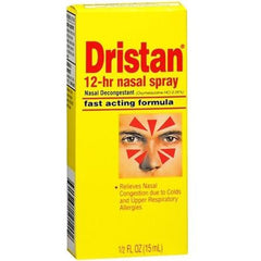 Buy Dristan 12-Hour Nasal Decongestant Relef Spray online used to treat Nasal Decongestant Spray - Medical Conditions