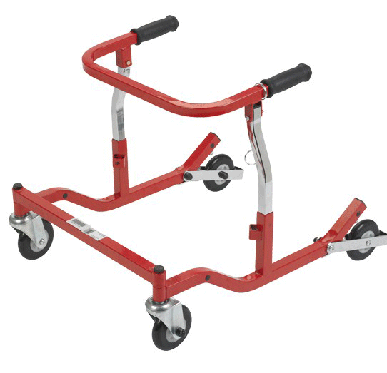 Buy Pediatric Anterior Safety Roller online used to treat Rollators and Walkers - Medical Conditions
