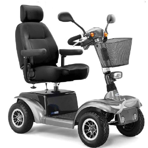 Prowler 4-Wheel Large Power Scooter with Swivel Seat - Scooters - Mountainside Medical Equipment