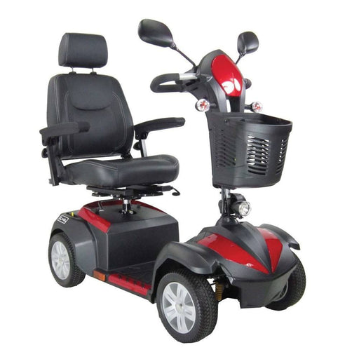 Ventura 4 DLX Midsized Power Scooter - Scooters - Mountainside Medical Equipment