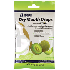 Buy Hager Dry Mouth Treatment Natural Xylitol Drops 26/Bag by Hager Worldwide online | Mountainside Medical Equipment