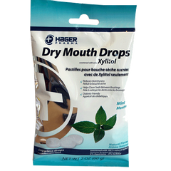 Buy Hager Dry Mouth Treatment Natural Xylitol Drops 26/Bag by Hager Worldwide | Home Medical Supplies Online