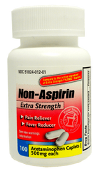 Buy Acetaminophen Caplets online used to treat Pain Relief - Medical Conditions