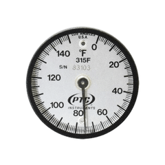 Buy Bi-Metal Dual Magnetic Surface Thermometer used for Thermometers by Thermco