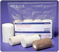 Buy Dufore Four Layer Compression Bandage System by Derma Sciences from a SDVOSB | Compression Bandages