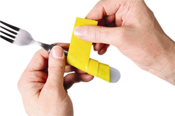 Buy Dycem Self Adhesive Strips by Fabrication Enterprises | SDVOSB - Mountainside Medical Equipment