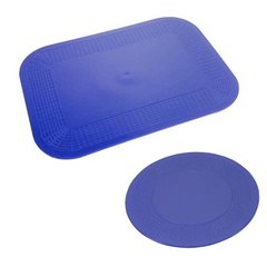 Buy Dycem Circular Table Mats by Fabrication Enterprises | SDVOSB - Mountainside Medical Equipment