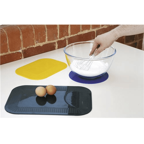 Dycem Circular Table Mats for Dining Aids by Fabrication Enterprises | Medical Supplies