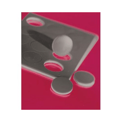 Buy Dycem Self Adhesive Discs by Fabrication Enterprises | Home Medical Supplies Online