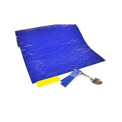 Buy Dycem Self Adhesive Material Panels with Coupon Code from Fabrication Enterprises Sale - Mountainside Medical Equipment