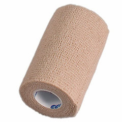 Buy Self-Adhesive Stretchable Wrap Bandage, Tan by Dynarex wholesale bulk | Compression Bandages