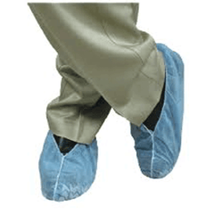 Buy Dynarex Shoe Covers Non-Skid (150/Pair) online used to treat Shoe Covers - Medical Conditions