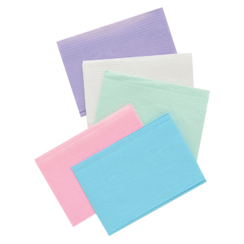 100 Patient Covering Exam Drape Sheets - Examination Room Supplies - Mountainside Medical Equipment