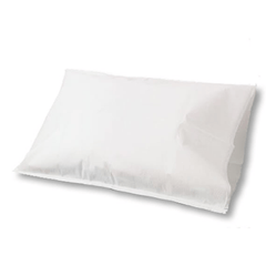 Buy 100 Disposable Pillow Cases Tissue/Poly 2-Ply White online used to treat Examination Room Supplies - Medical Conditions